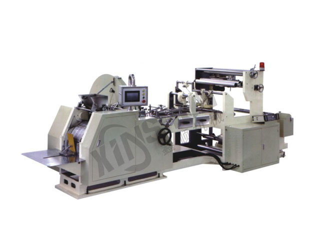 XS-400 Automatic High Speed Food Paper Bag Making Machine