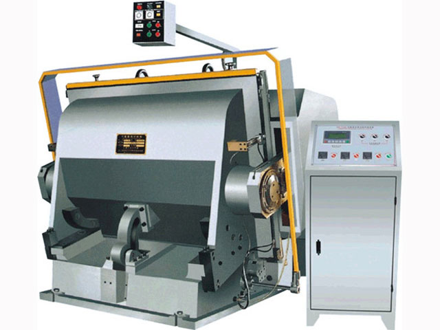 ML-1800/1600 Creasing and Die Cutting Machine