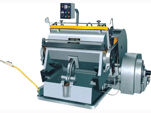 ML-750 Creasing and Die Cutting Machine