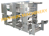 Two Colors Gravure Printing Machine